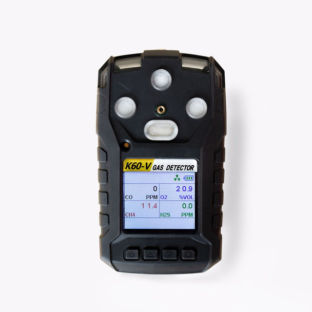K60-IV Multi Gas Detector (New Design)
